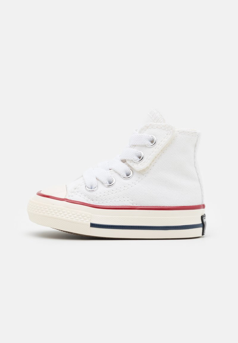 Converse - CHUCK 70 VINTAGE UNISEX - Sneaker high - white/black/egret