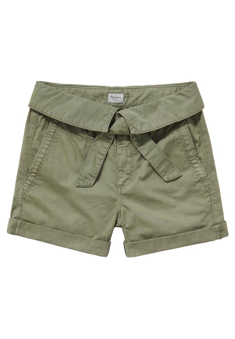 Pepe Jeans - BOA - Denim shorts - safari