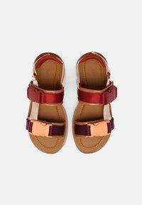 See by Chloé - YSEE - Korkeakorkoiset sandaalit - tan - 4