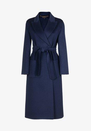 SCUDO - Cappotto classico - blu medio