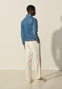 sandro - USED - Denim jacket - blue vintage - 2