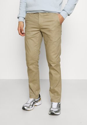 SHERBURN - Trousers - khaki