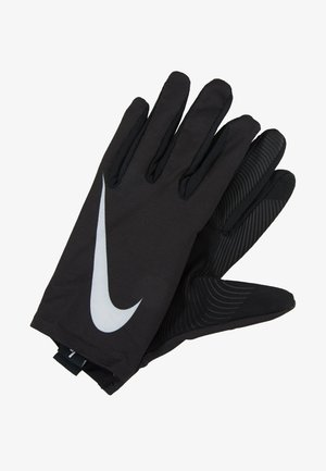 WOMEN'S BASE LAYER GLOVES - Gloves - black/pure platinum