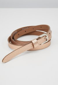 Vanzetti - Belt - rosegold metallic - 4