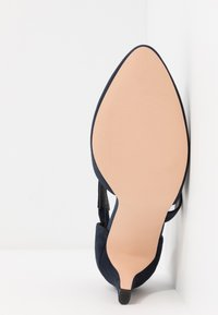 Anna Field - LEATHER PUMPS - Classic heels - dark blue - 6