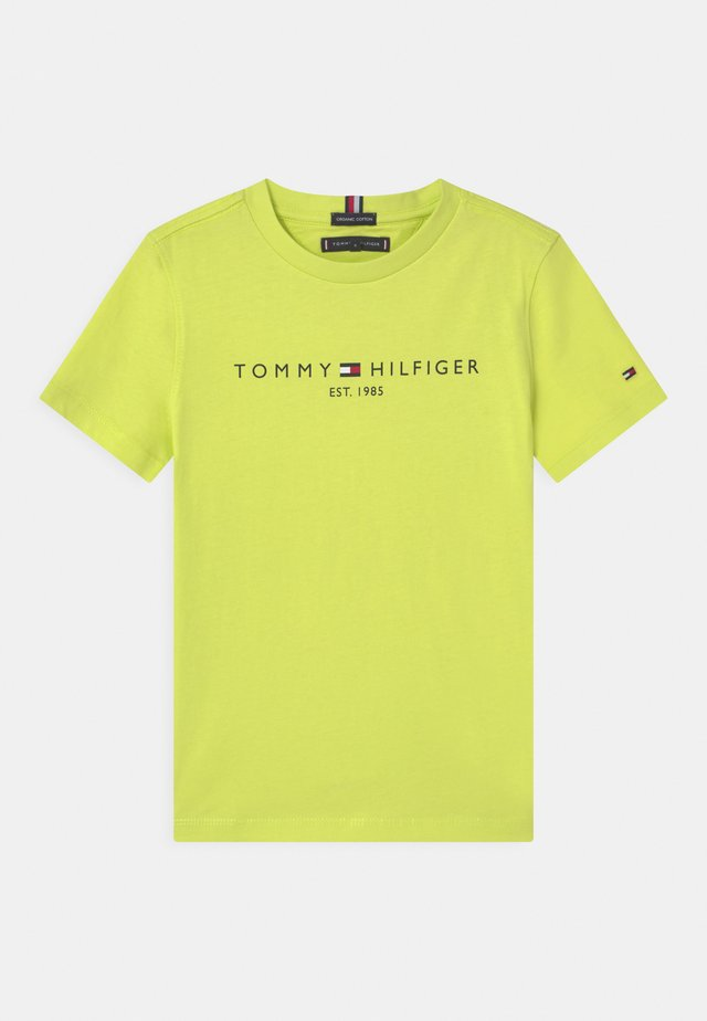 ESSENTIAL LOGO UNISEX - T-shirt con stampa - sour lime