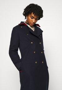 YAS - YASPERFORM COAT - Classic coat - sky captain - 3