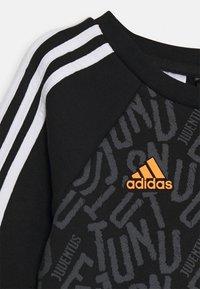 adidas Performance - JUVE SET - Club wear - black/white/apsior - 3