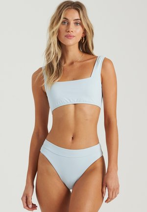 SOL SEARCHER  - Bikini top - pool blue