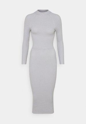 TIE BACK MIDAXI DRESS - Sukienka letnia - grey