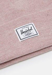 Herschel - ELMER - Bonnet - heather ash rose - 2