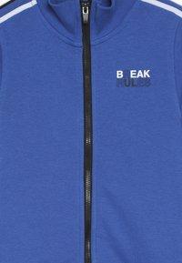 OVS - FULL ZIP - Zip-up hoodie - baleine blue - 4