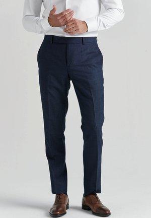 KINGSTON  - Suit trousers - dark blue