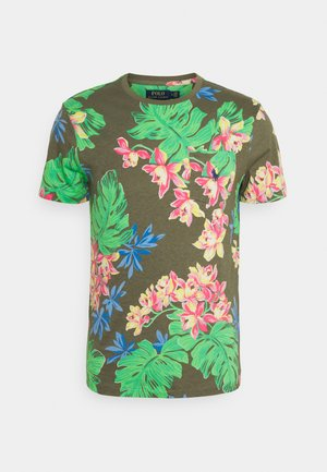 SHORT SLEEVE - Print T-shirt - surplus tropical