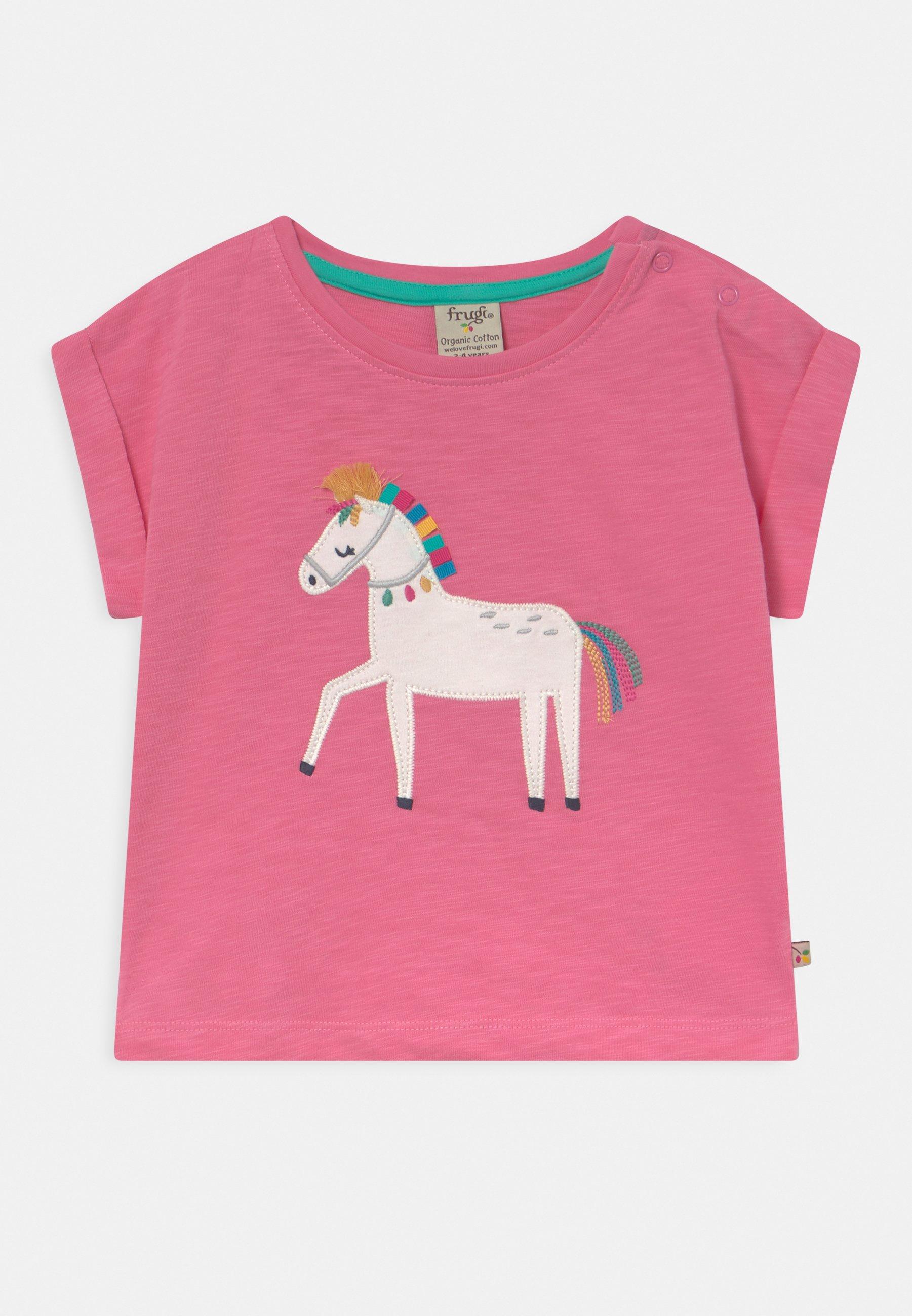 Kids SOPHIA SLUB HORSE - Print T-shirt