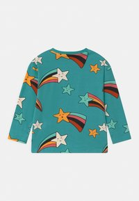 Lindex - MINI SHOOTING STARS UNISEX - Long sleeved top - dusty turqoise - 1