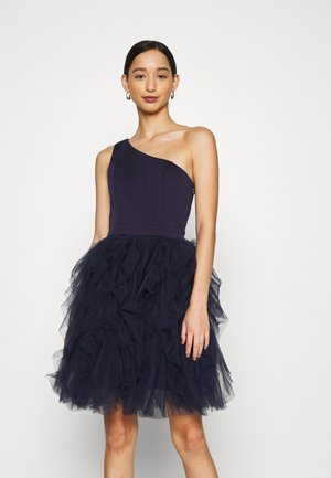ZAZA DRESS - Cocktailjurk - navy