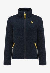 Schmuddelwedda - Light jacket - dunkelmarine melange - 4