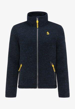 Light jacket - dunkelmarine melange