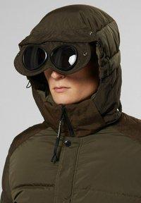 C.P. Company - Winter coat - dusty olive - 3