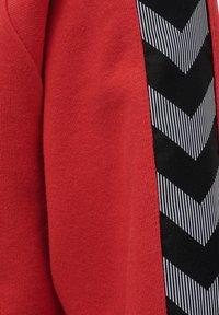 Hummel - Sweatshirt - true red - 3