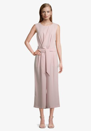 Jumpsuit - pale mauve