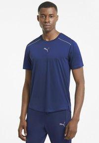 Puma - COOL  - Print T-shirt - elektro blue - 0