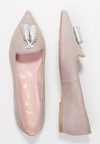 Pretty Ballerinas - ANGELIS - Nazouvací boty - angelis hasyr/ami plata - 3