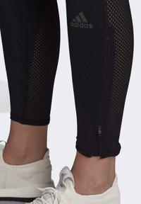adidas Performance - HOW WE DO LONG LEGGINGS - Tights - black - 5