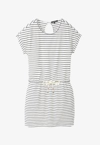recolution - Jersey dress - navy / white - 4