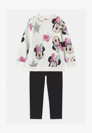 TERRY MINNIE SET - Sweatshirt - bright white