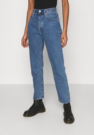 501 CROP - Jeans straight leg - lmc cliffside