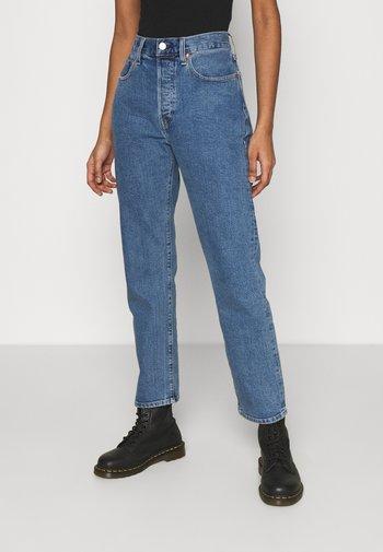 501 CROP - Straight leg jeans - lmc cliffside