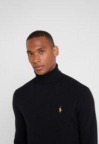 Polo Ralph Lauren - LORYELLE  - Pullover - black - 4