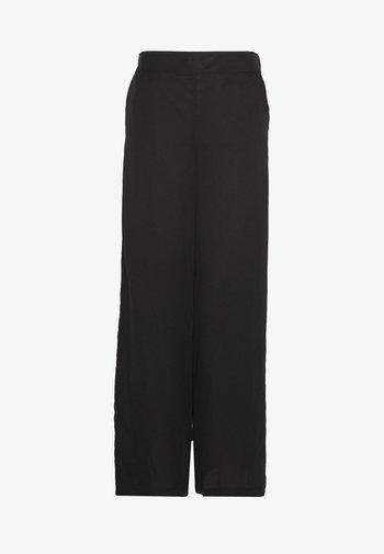 BYGOLDA PANTS - Kalhoty - black