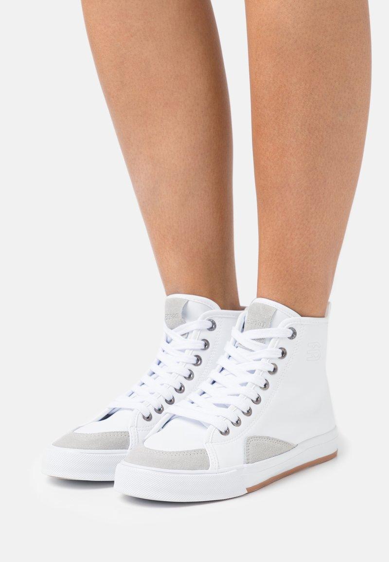 Esprit - ALMA  - High-top trainers - white