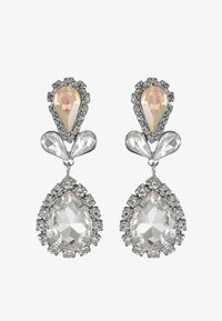 ONLY - ONLCABRINE EARRING - Korvakorut - silver-coloured - 3