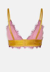 Dora Larsen - MEGHAN PADDED TRIANGLE - Triangle bra - medium purple - 7