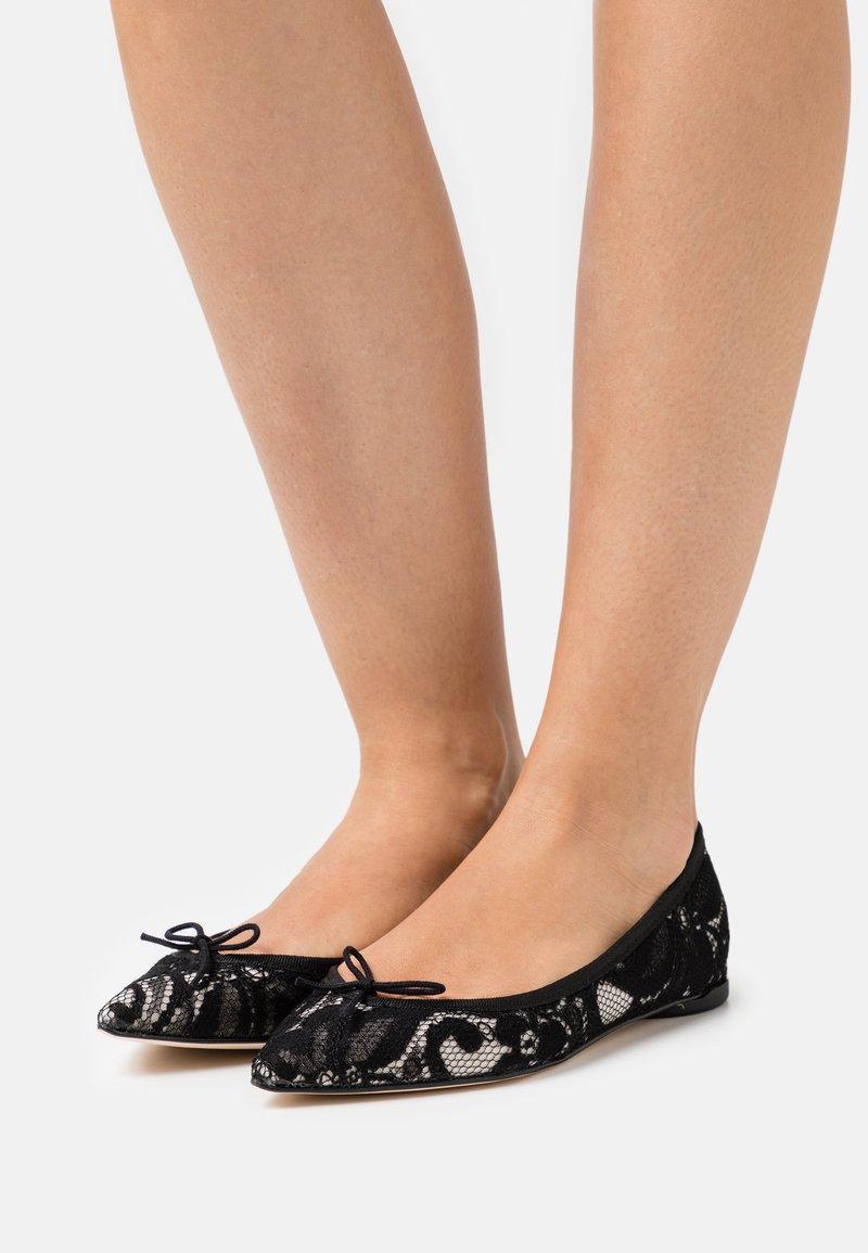 Repetto - Ballerina's - noir