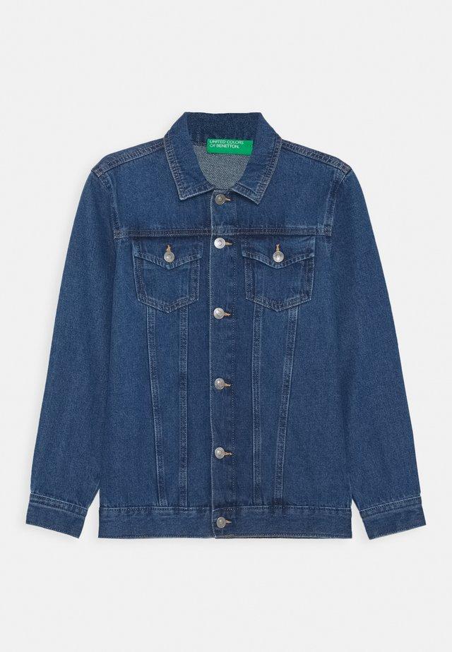 ONLINE GIRL - Giacca di jeans - blue denim