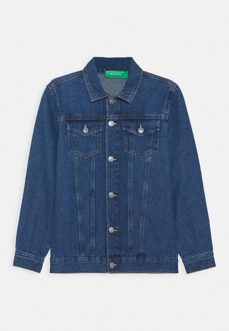 Benetton - ONLINE GIRL - Spijkerjas - blue denim