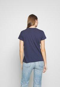 Polo Ralph Lauren - BEAR SHORT SLEEVE - T-shirt con stampa - classic royal - 2