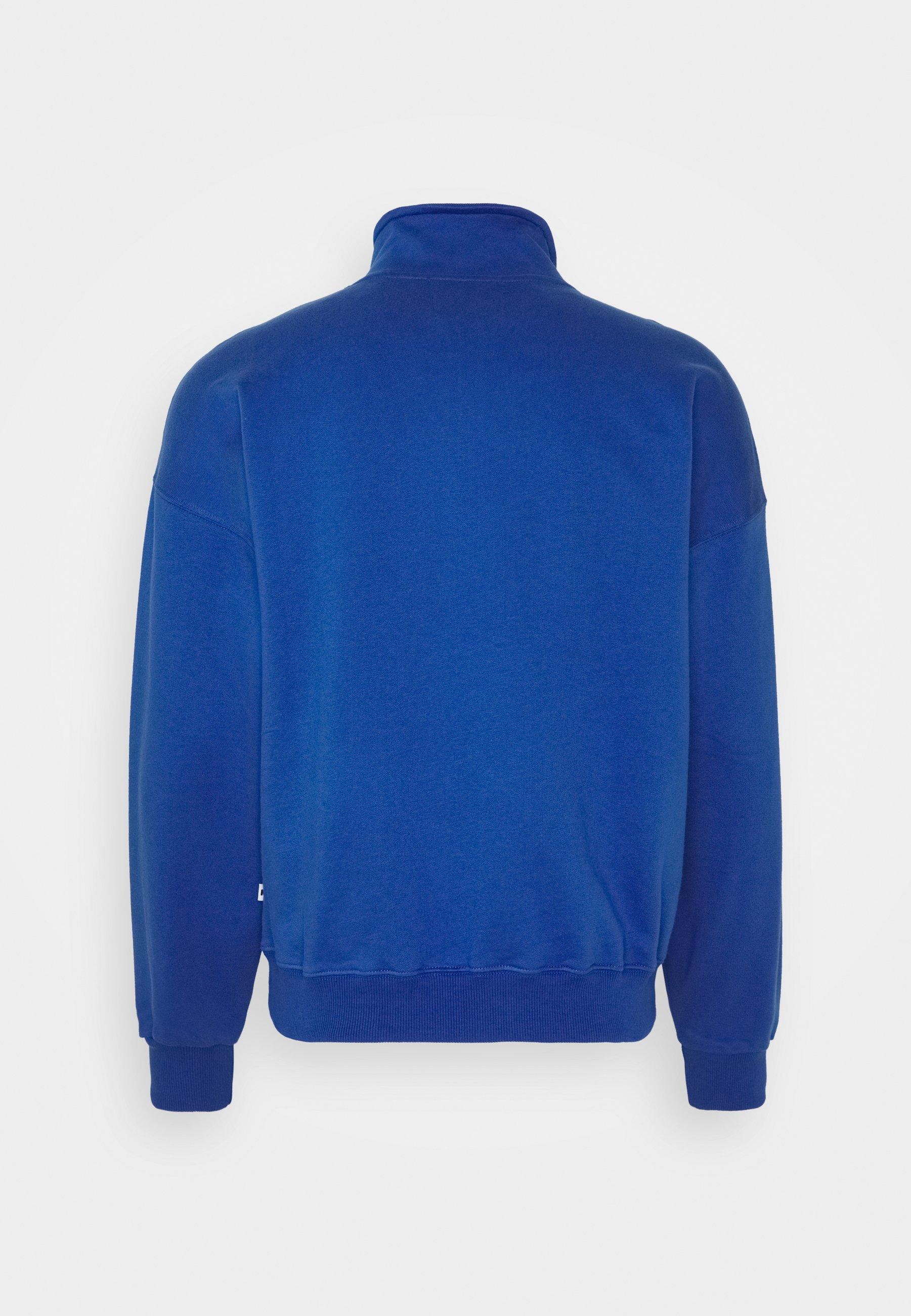 Martin Asbjørn TURTLENECK CLASSIC - Sweat à capuche - classic blue