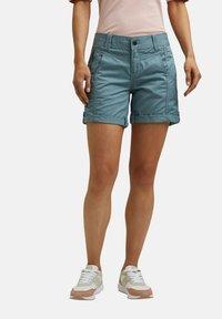 Esprit - Shorts - grey blue - 5