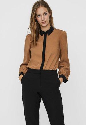 Camicia - tobacco brown
