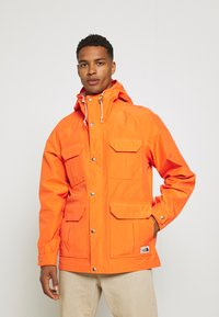 The North Face - DRYVENT MOUNTAIN - Parka - flame - 0