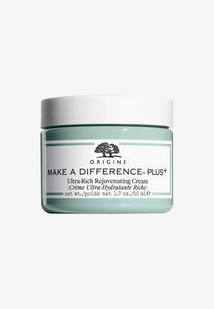 MAKE A DIFFERENCE PLUS + ULTRA-RICH REJUVENATING CREAM 50ML - Dagcrème - -