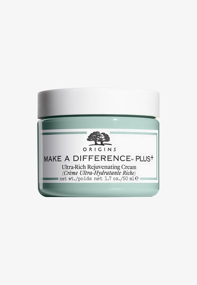 MAKE A DIFFERENCE PLUS + ULTRA-RICH REJUVENATING CREAM 50ML - Gesichtscreme - -