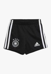 adidas Performance - DEUTSCHLAND DFB HEIMTRIKOT MINI - Oblečení národního týmu - white/black - 2