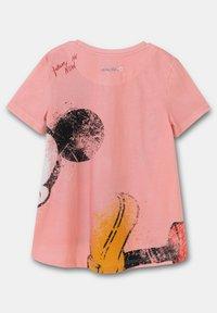 Desigual - MARY - Print T-shirt - red - 1